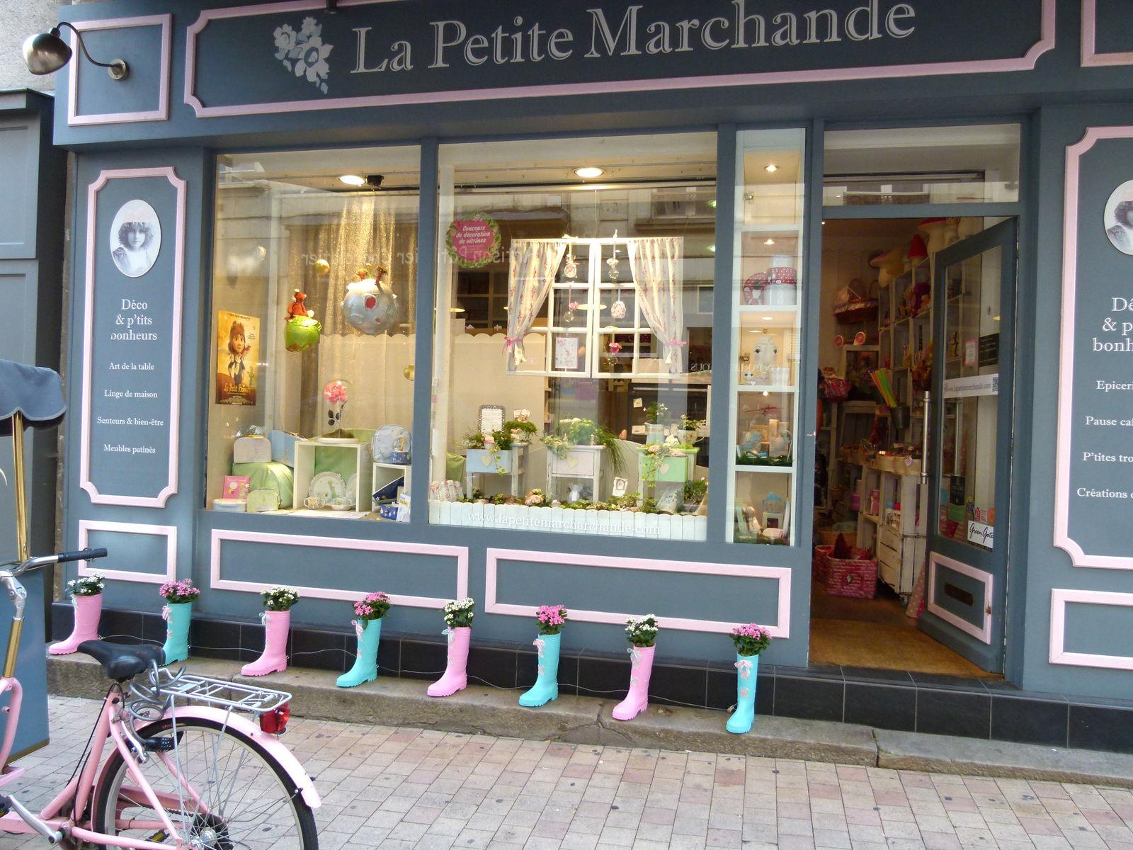 Commerces magasins cadeaux d coration angers - La petite marchande angers ...